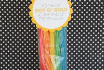 cutesy handouts/gifts / by Katie Fritzsche