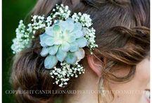 Wedding: Hair, make-up, nails