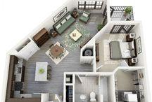 ARQ_ Apartamento Pequeno