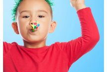 New Year's Eve for Families / Celebrate New Year's Eve with Kids with ideas for New Year's Eve Crafts, New Years Eve Recipes and Activities to see out the old year and bring in the new