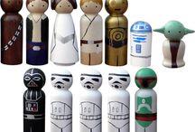 Star wars for børn - diy
