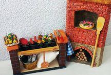 italian miniature pantriew-cabinets