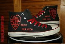 Rammstein shoes