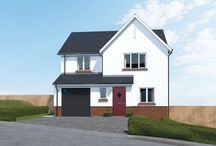 Baymount, Dawlish, Devon / A  new development of just 18 contemporary 2, 3 and 4 bedroom homes in the coastal town of Dawlish, Devon.