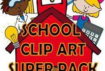 School:  Clip Art / by Shirley Lollar