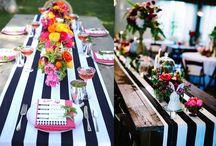 Hochzeit ♡  Streifen