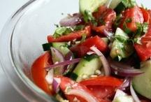 Salad and Salad Dressing / by Alisha Crowe