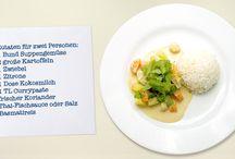 Vegetarisch: Kartoffeln, Möhren, Paprika und Co. / Vegetarische Rezepte