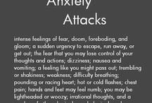 School counseling - anxiety / by Jessie Frizzell