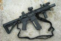 Guns and more