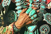 Schönen Indianer Schmuck