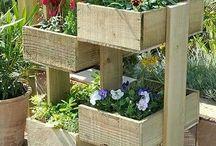 Plantadores exteriores