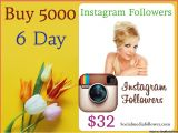 Buy Instagram Followers / To make your instagram account attractive you must buy instagram followers cheap. Large numbers of followers boost your brand image to make you popular.