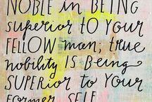 Quote Love / by Jennifer DeWolfe