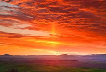 Stunning Sunrise~Sunset
