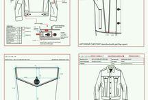 technische eisen kleding
