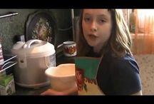 Детский кулинарный класс от Вики
