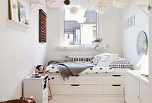 Mini kids rooms
