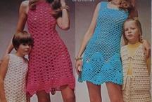 sukienki szydełkowe (crochet dress)
