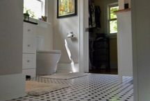 Bathroom Remodel In Washtenaw County  / Dexter Builders will remodel your existing bathroom and bring the elegance and relaxation of a spa to your home