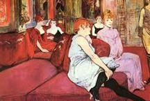 Oltre l'Impressionismo: Henri de Toulouse-Lautrec