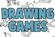 Drawing - Games