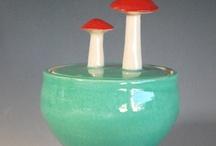 ♥ mushrooms