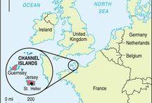Islands to Visit / Bucket list of islands to visit