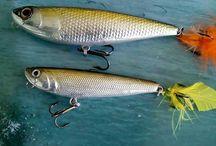 Fishing predators