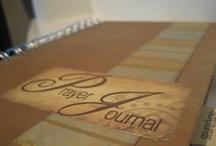 prayer journals / by Deana McGarr