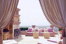 terrazas árabes