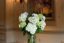 Final wedding flower ideas / Wedding