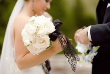 Weddings in Black and White