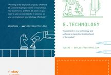 Infographics! / Everyone loves an infographic! Here's the wonderful retail infographics we've created...