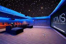 home cinemas.