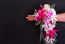 Different bouquet ideas / Exploring some of the more 'quirky' ideas I've found