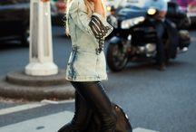 Street style  / by Kelly Johnson