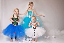 Tutu Dresses / by Barbie Flowers