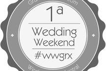 """Wedding Weekend Granada (#wwgrx) / ¡¡TENEMOS FANTÁSTICAS NOVEDADES Y LAS QUEREMOS COMPARTIR CONTIGO, TE ESPERAMOS!! ¡¡En primicia, para nuestros Fans, todas las novedades sobre la 1ª #Wedding Weekend #Granada!! La Wedding Weekend #wwgrx es un evento múltiple formado por: """"Carrera solidaria de Novias a la Fuga"""", """" Wedding Nigth"""" Y """"Ruta de los Banquetes"""" Podrás ver toda la información en nuestros #Eventos en #Facebook y en nuestra Web: www.granadamagica.com, donde además podrás hacer tu inscripción."""