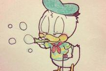 ディズニー可愛い♡