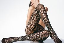 READY-TO-WEAR ♥ I LOVE TO BE A WOMAN / Tights-Stockings-Hosery -Body's-LINGERIE - Dessous