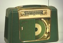 Oude radio's