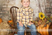 Pumpkin mini session studio