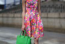 Dresses & jumpsuits / Inspiration with dresses