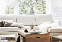 Wohnzimmer / Die schönsten Deko-Tipps und Einrichtungsideen fürs Wohnzimmer