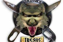 #MERCENARIOS IBEROS / Asociación Cultural Mercenarios Iberos. Pertenecientes a las Fiestas Históricas de Cartagineses y Romanos de la Ciudad de Cartagena.