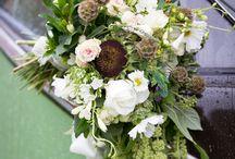 wedding Flowers / wedding flowers taken by Seb & Dave http://www.lewisandschofield.com/