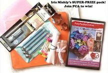 Polymer Clay Adventure - Iris Mishly Teaching