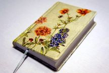 Daily Planner Flowers Daily Planner rustic by RussianshawlRustic