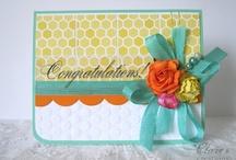 cards - congratulations / by Linda Hudick